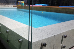 FRAMELESS-GLASS-POOL-FENCING-BLACK-WALL-MOUNTED
